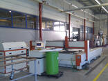 Water jet cutting machine for glass and metal cutting - photo 1